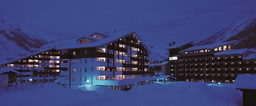 La Thuile Planibel Residence TH Resorts Winter