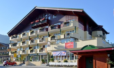 Ellmau Hotel Apparthotel Tom Sojer