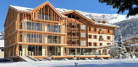 Hotel Livigno Spol - Feel At Home