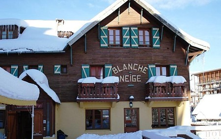 Valberg Hotel Le Blanche Neige
