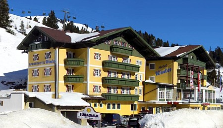 Obertauern Hotel Appartment Winter