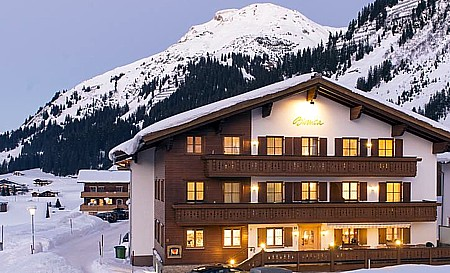 Lech am Arlberg Hotel-Pension Bianca