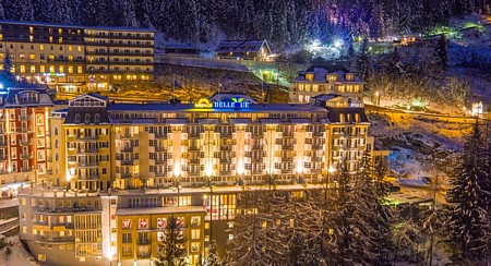 Bad Gastein First-Class Aparthotel Bellevue