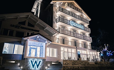 Champery Hotel Le White