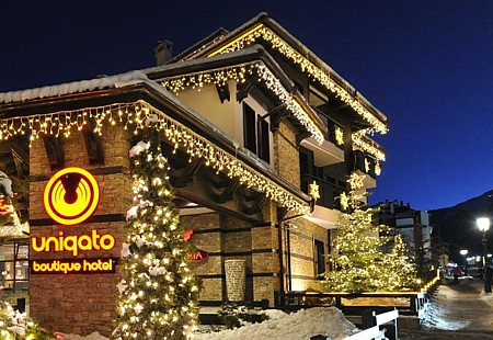 Bansko Boutique Hotel Uniqato