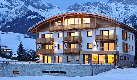 Maria Alm Sunnsait Appartments