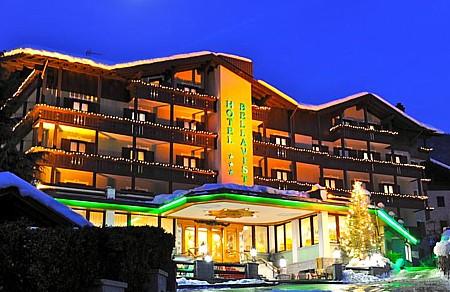 Hotel bella vista pinzolo webcam