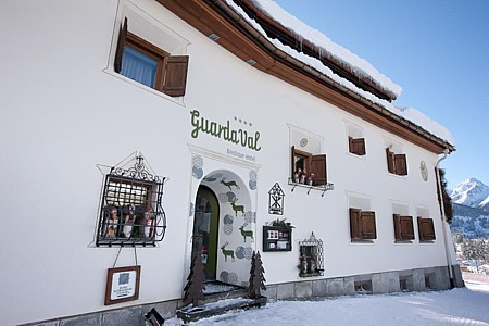 Scuol Engadiner Boutique-Hotel GuardaVal