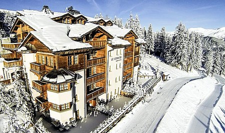 Courchevel Hotel Le Strato