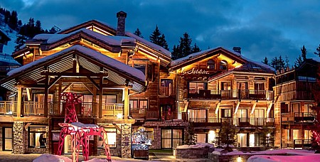 Courchevel Hotel La Sivoliere
