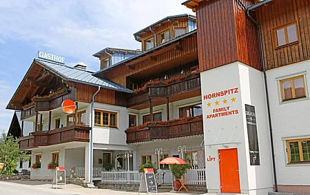 Gosau Hornspitz Family Apartments