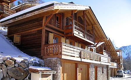 Isola 2000 SCI Chalet Dempure