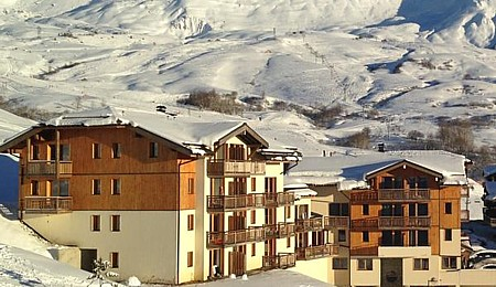 St. Francois Longchamp Appartments Goelia Les 4 Vallees