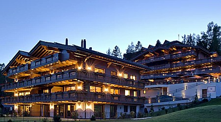 Crans Montana Guarda Golf Hotel & Residences