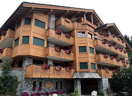 Crans Montana Apartments Saint-Jean 301