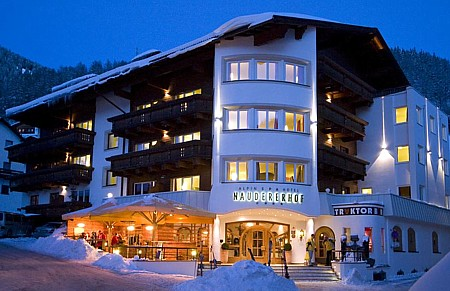 Nauders Alpin Art & Spa Hotel Naudererhof