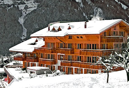 Grindelwald Apartment Chalet Abendrot