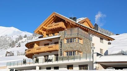 Serfaus Apartment Noldis