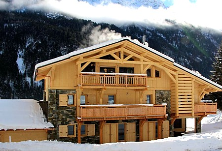 Les Contamines Chalet Cameline