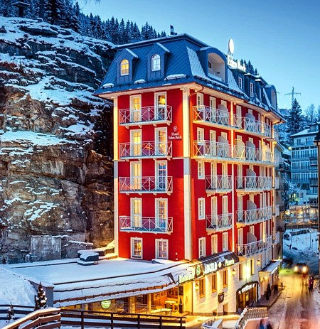 Bad Gastein hotel Eden Rock