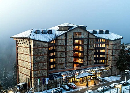Pamporovo Hotel Orlovetz