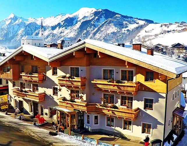 Kaprun Pension Alpenrose