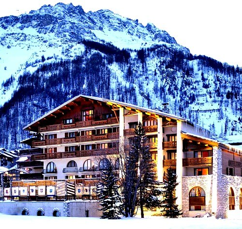 Val d'Isere Hotel Christiania