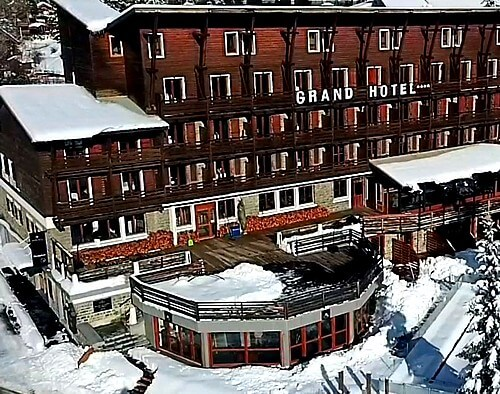 St. Chaffrey Grand Hotel&Spa NUXE Serre Chevalier