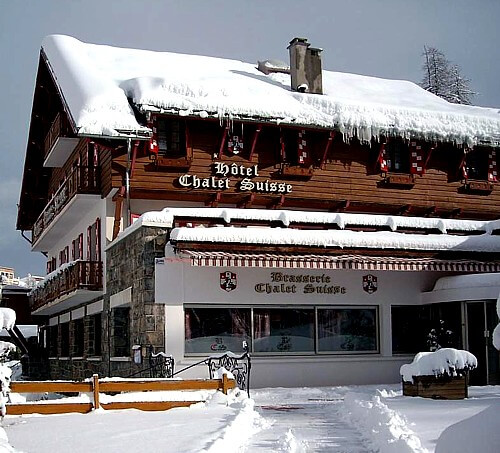 Valberg Le Chalet Suisse Hotel