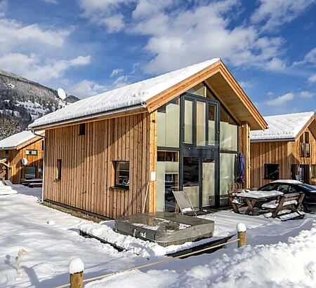 Kreischberg Chalets by Alps Residence